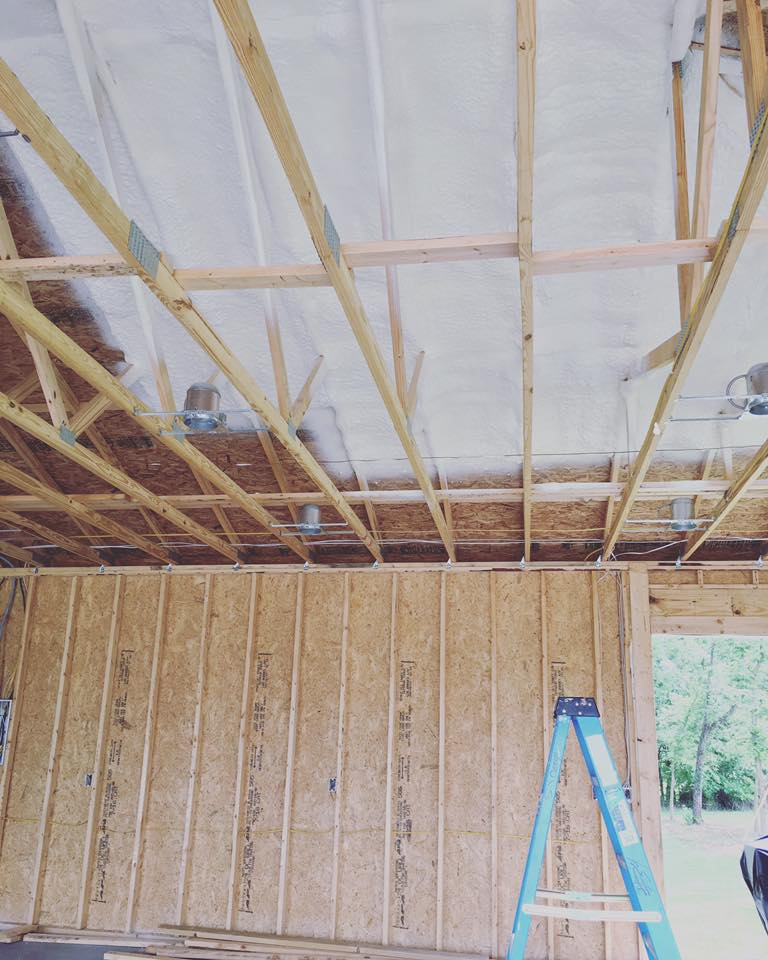 Spray Foam Insulation Boston