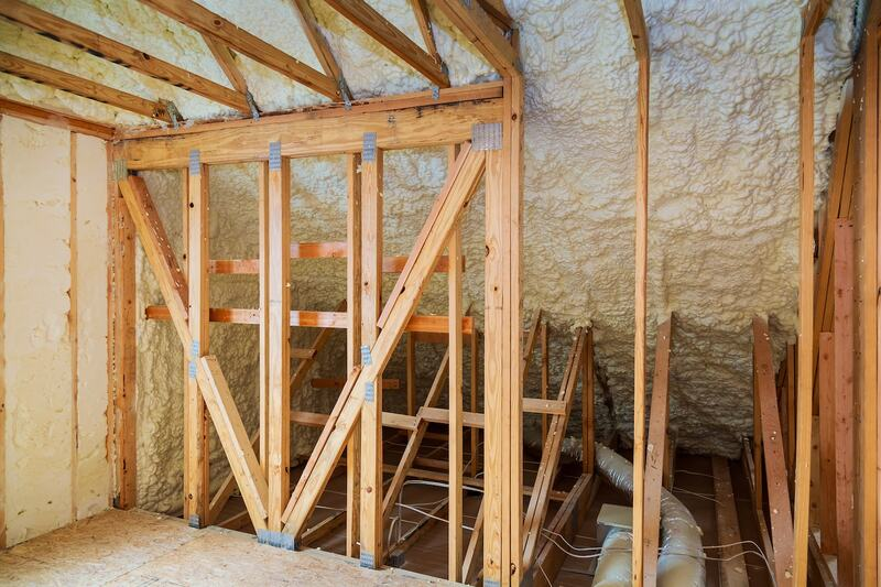 Spray Foam Insulation Cost Boston