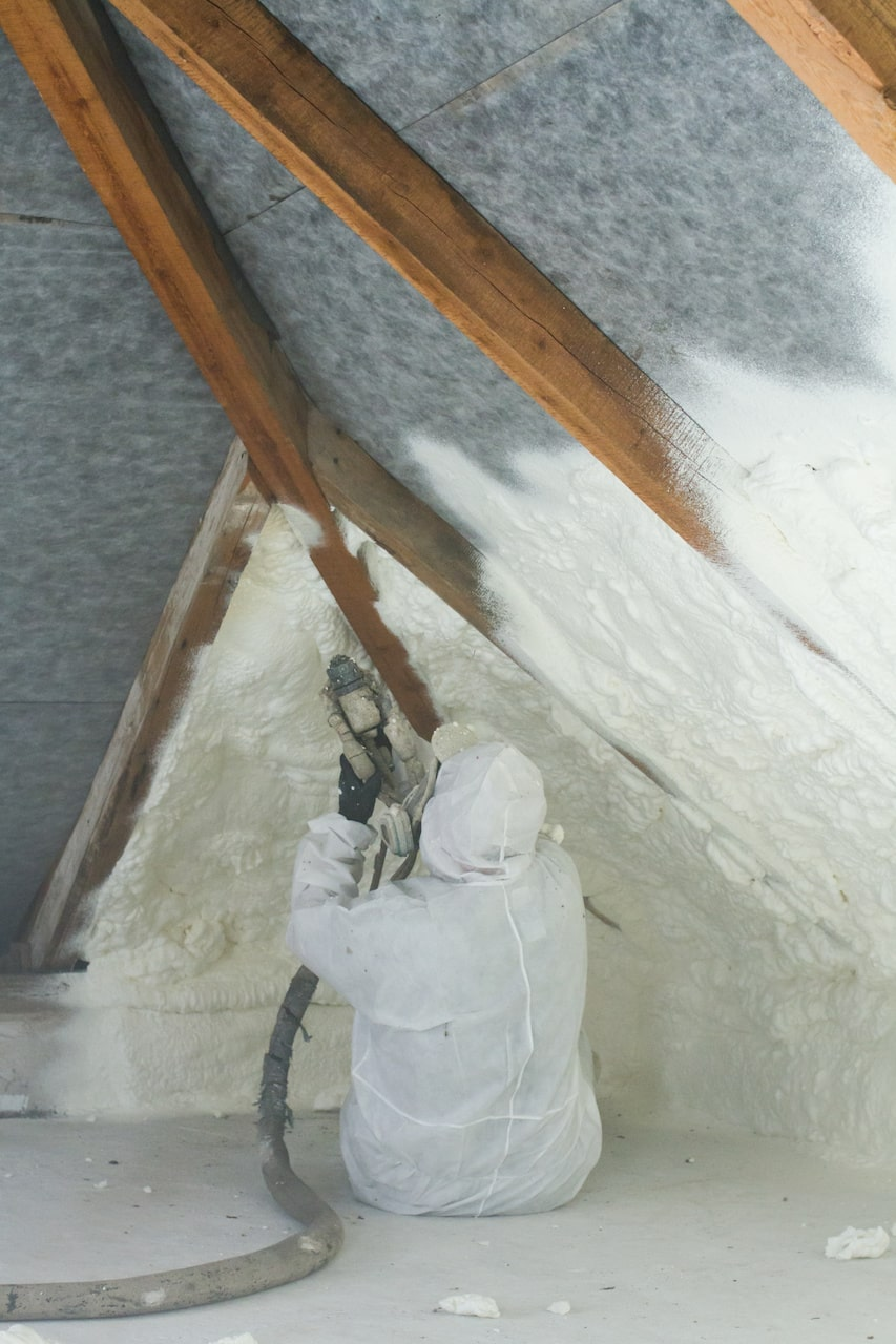 Spray Foam Insulation Installer Boston
