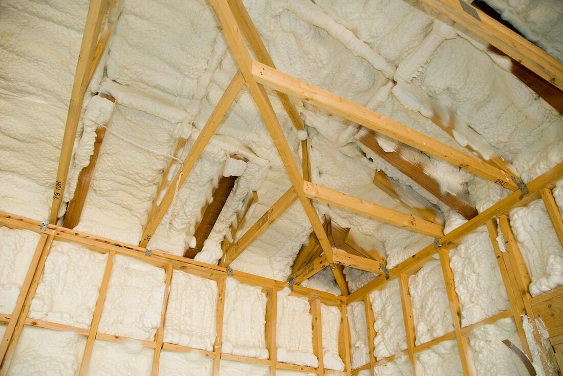 Spray Foam Insulation Worcester, MA