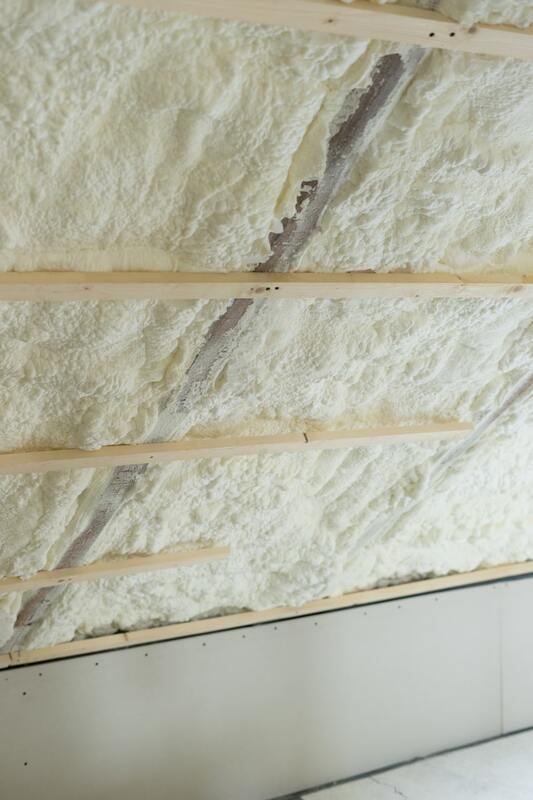 Spray Insulation Worcester, MA